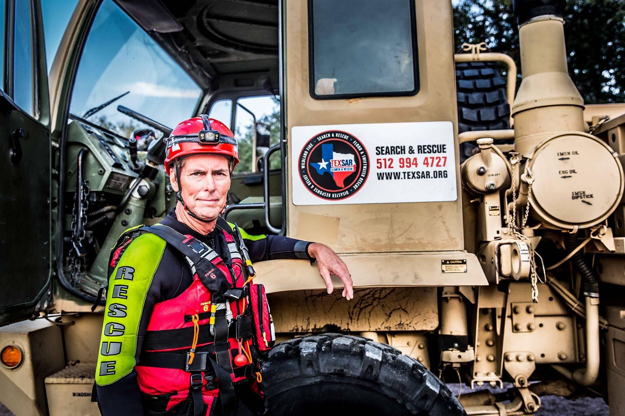 Texsar Texas Search And Rescue